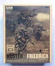 WAVE 1/20 Kuster & Friedrich special box Maschinen Krieger MK-044 model kit