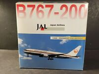 Dragon Wings B767-200 Japan Airlines JAL Plane 1:400 Diecast Model Airplane
