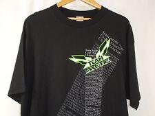 Team Arctic Black Short Sleeve T Shirt XL Alstyle 4 Snocross Championship