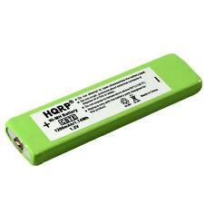 HQRP 1200MAH Batería para Sony Serie CD Md MP3 Reproductor / NC-5WM, NC-6WM,