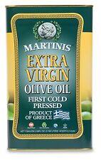 MARTINIS GREEK EXTRA VIRGIN OLIVE OIL, 3.8LT, GREECE