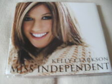 KELLY CLARKSON - MISS INDEPENDENT - UK CD SINGLE