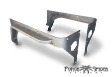 Poison Spyder Crusher Corners - Comp Cut Steel w/ Flares 97-06 Jeep Wrangler TJ