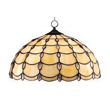 Clear Jewel Tiffany Ceiling Pendant Shade RM6 JUL16P9