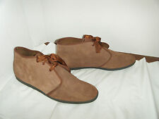 KEDS  Granny Grunge Suede Boots Size 10 S (NARROW) Women's
