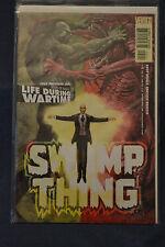 Swamp Thing v4 issue 5 from DC Vertigo Comics by Andy Diggle & Enrique Breccia.