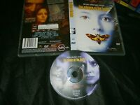 THE SILENCE OF THE LAMBS - 1990 MGM Orion Pictures Release Horror - DVD Region 4