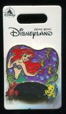 HKDL Hong Kong The Little Mermaid Disney Pin 135509