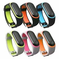 Silicone Bracelet Strap Wristband Wrist Band Replacement Fit To Xiaomi Mi Band 3