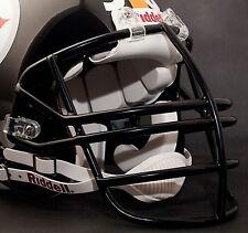 Schutt Super Pro NJOP Football Helmet Facemask / Faceguard (BLACK)
