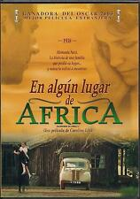Nowhere In Africa / En Algun Lugar De Africa DVD NEW Factory Sealed!