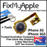 iPhone 3G 3GS OEM Original Home Button Key Flex Cable Ribbon Replacement Tools