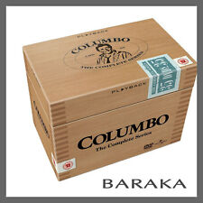 COLUMBO Complete Series Seasons 1 2 3 4 5 6 7 8 9 &10 DVD Box Set R4 1 - 11