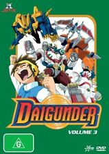 Daigunder : Vol 3 (DVD, 2006)