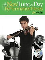 A Tune a Day Violin Book 2 Book NEW 014034236