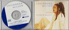 CASSANDRA WILSON Tupelo Honey When Doves Cry CD MAXI VAN MORRISON PRINCE songs