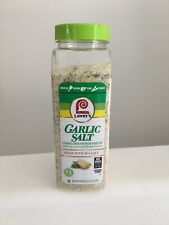 Lawry's Garlic Salt Seasoning Spice with Parsley 33 oz (2 lb 1 oz)