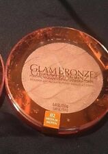 L'Oreal Paris Glam Bronze Bronzer For Face & Body ~  02 Medium ~ 0.41oz