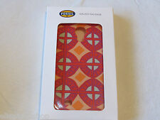 Fossil SL4647653 Lace Tile Case S4 Raspberry Galaxy S4 Case phone NWT*^