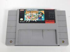 Super Mario All-Stars - Super Nintendo Entertainment System SNES