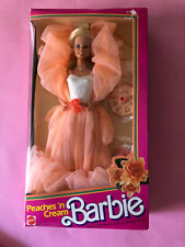 BARBIE PEACHES' N CREAM MADE IN PHILIPPINES NRFB 1984