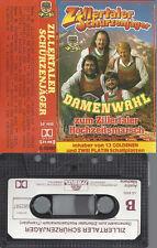 MC-ZILLERTALER SCHÜRZENJÄGER--DAMENWAHL