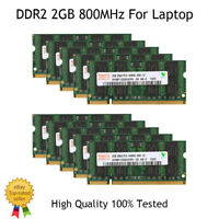 2GB 4GB 8GB 16GB DDR2 800MHz PC2-6400 For Hynix Laptop Memory SODIMM Lot