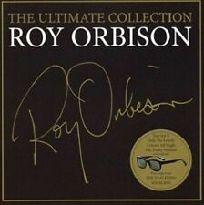 ROY ORBISON: THE ULTIMATE COLLECTION – 26 TRACK CD, BEST OF, TRAVELING WILBURYS