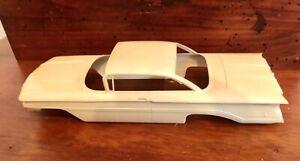 1960 Oldsmobile kit/promo builder