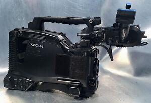 SONY PDW-700 HD XDCAM Camcorder mit HVF C35W Farbsucher