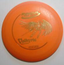 171g Innova Valkyie Dx Disc Golf Distance Driver Orange - Gold