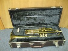 BUNDY TRUMPET in Yamaha Case