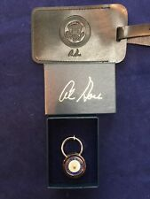 Rare Vice President Gore Official Key Chain & Luggage Tag  of VP -Original  MINT