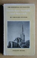 North-East Norfolk and Norwich. The Buildings of England. Pevsner. 1970 HB in DJ
