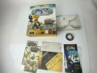 Limited Edition Ratchet & Clank PSP 3000 Silver Box & Contents Only
