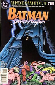 BATMAN: Devil's Asylum #1_Underworld Unleashed_DC Comics