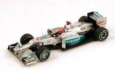 Mercedes-Benz AMG W03 - Michael Schumacher - Last race Brésil 2012 #7 - Spark