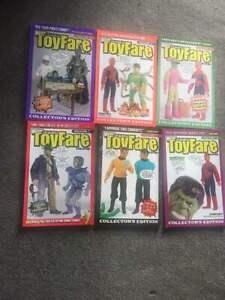 Twisted Toyfare Theatre Volume 2,3,4,5,6,7 (6 Books)