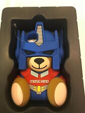 $120 AW17 Moschino Couture Jeremy Scott Teddy Transformers iPhone 6/6S/7 Case