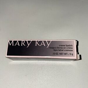 """MARY KAY #014349 """"GOLDEN"""" CREME LIPSTICK New in Box oo"""