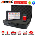 Wireless Bluetooth OBDII Full Systems Scanner&Tablet Automotive Diagnostic Tools