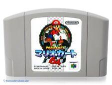 N64 / Nintendo 64 Spiel - Super Mario Kart 64 JAP Modul