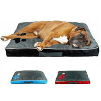 Paw Design Large Dog Bed Soft Puppy Cushion Bed Detachable Cover Pet Dog Cat Bed