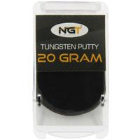 NGT Tungsten Putty - 20g High Density Black Tungsten Putty Carp Fishing Tackle