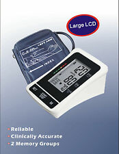 Bp1305 Talking Arm blood pressure monitor Large LCD,120 MEMORY, WHO INDICATORS