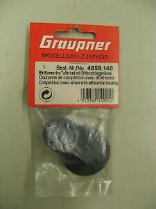 Graupner: Wettbewerbs-Tellerrad für Mini Impulse 10 4WD #4859.140
