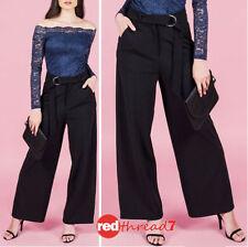 Wide Leg Regular Size Pants for Women