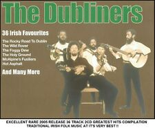 The Dubliners Very Best Greatest Hits Gold Collection Traditional Irish Folk 2CD