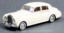 1960 Rolls Royce Silver Cloud II White 1:43 Scale Diecast Minichamps 436134900