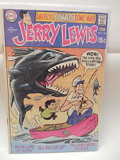 Adventures Of Jerry Lewis DC Comic Book #120 Bowling & Fishing Stories